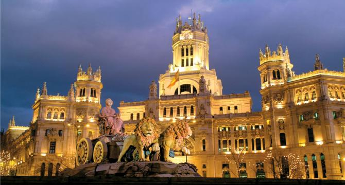 Valencia - Madrid