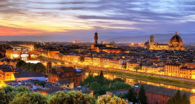 Rome - Florence
