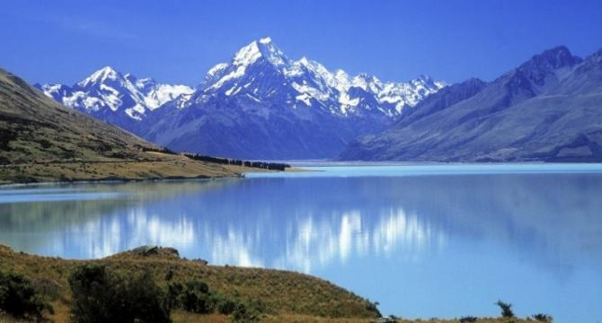 Queenstown / Mt Cook Village/ Christchurch