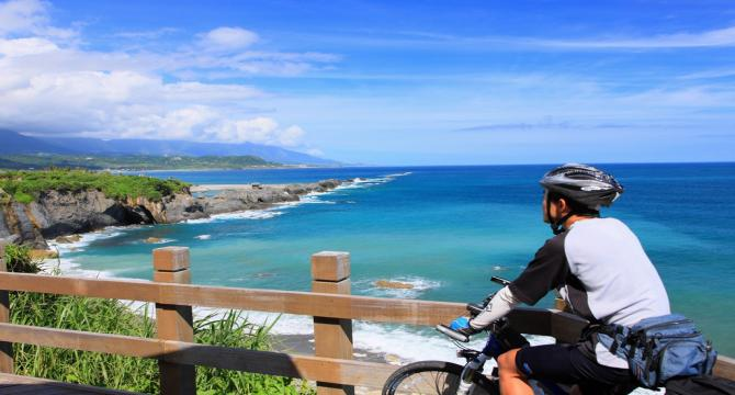 TAITUNG - EAST COAST NATIONAL SCENIC AREA - HUALIEN