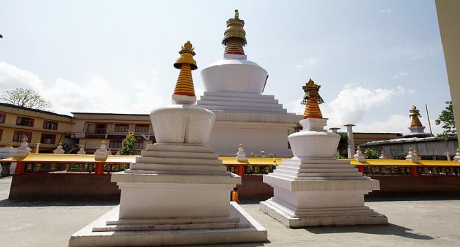 Transfer to Gangtok & Gangtok Local Sight Seeing
