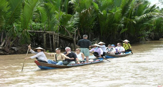 MEKONG DELTA EXCURSION
