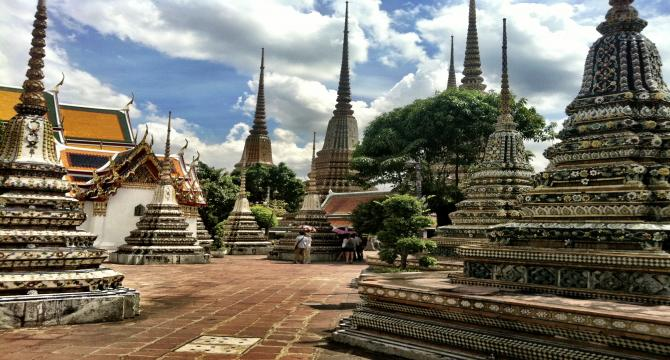 Bangkok / City & Temples Tours