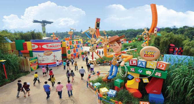 Hong Kong - Full Day Disneyland Tour