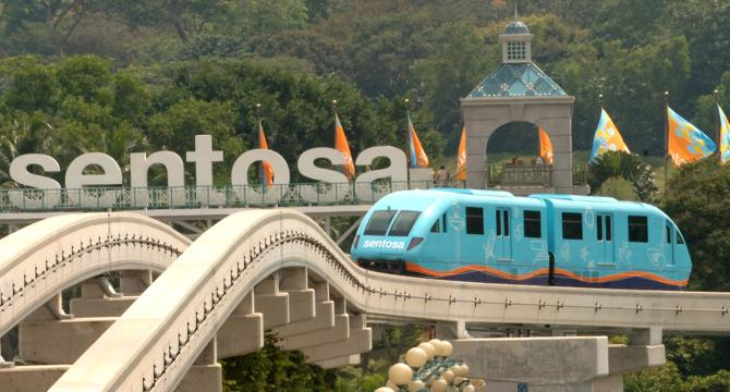Day at Leisure - Optional Sentosa Island Tour