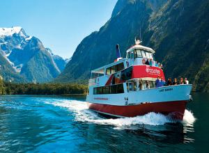 Te Anau / Milford Sound Cruise / Queenstown