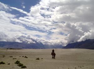 Leh - Khandrungla Top - Nubra Valley