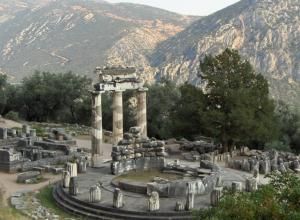 Full Day Delphi Tour