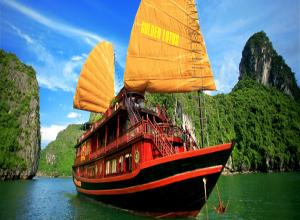 HA LONG BAY - HANOI