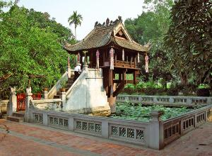 HANOI ARRIVAL - CITY TOUR