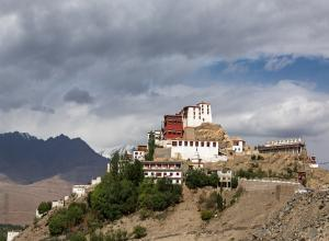 Leh(Excursion to Monastries)
