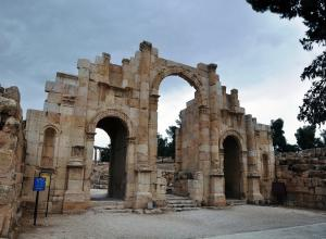 Amman - city tour - Jerash - Amman