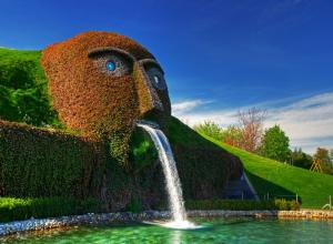 Innsbruck - Swarovski Crystal World