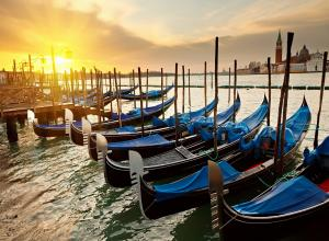Venice - Murano, Burano and Torcello  & Gondola Ride