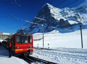 Interlaken - Mount Jungfraujoch