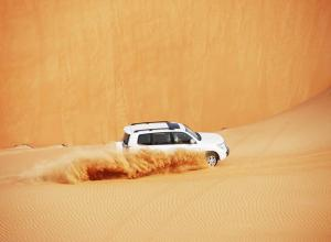DUBAI - DESERT SAFARI WITH BBQ DINNER