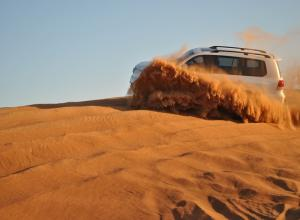 Sightseeing in Dubai with Desert Safari Tour